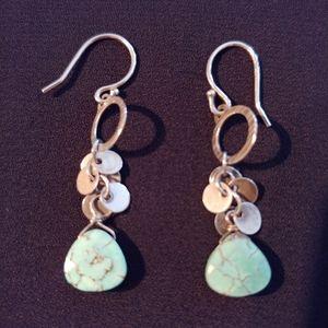 Silpada Fresh Glow earrings